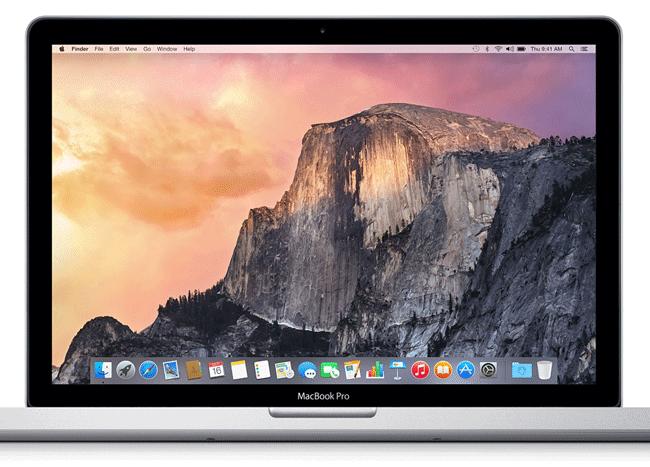 Apple Macbook Pro 2010 (15.4) – £650