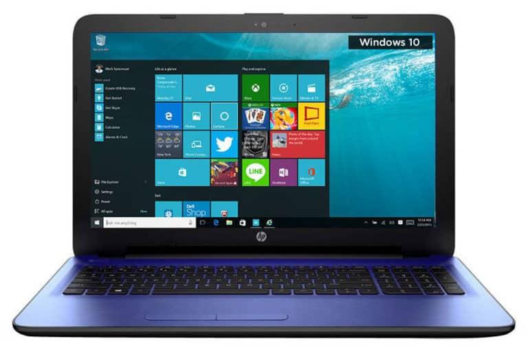 HP Pavilion 15inch Laptop 3168